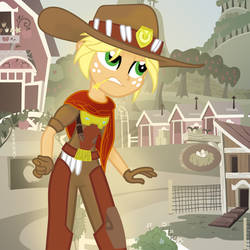 It's High Noon! by Beavernator