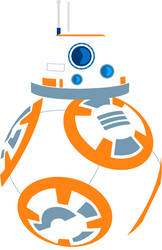 BB8 by darknightskies