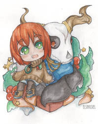 Ancient Magical Christmas