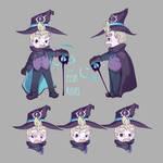 Maleficient wizard