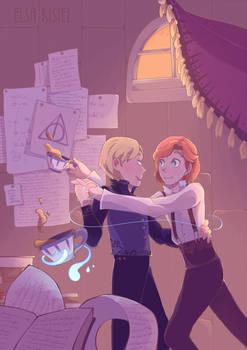 Waltz, tea and magic