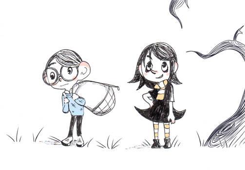 Concept art - Enfants