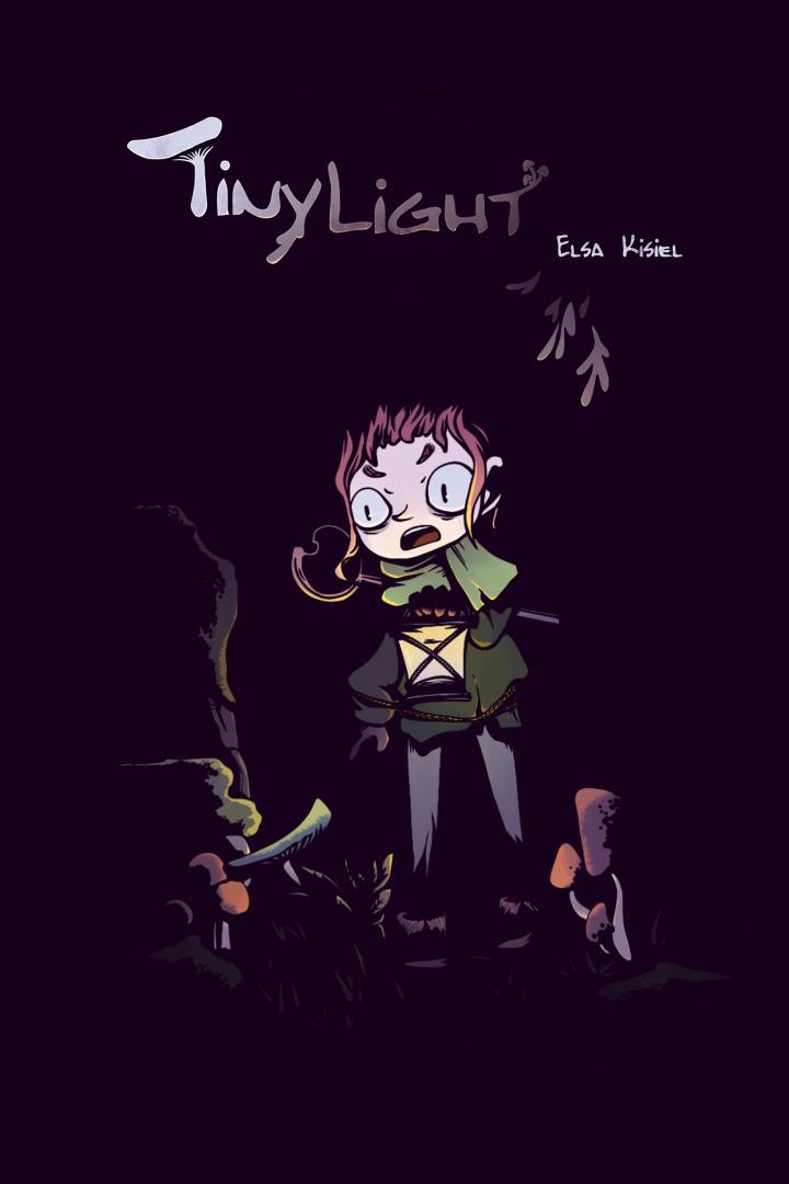 Couverture - Tiny Light