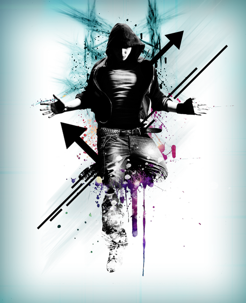 Wallpaper Breakdance By Strabixio On DeviantArt