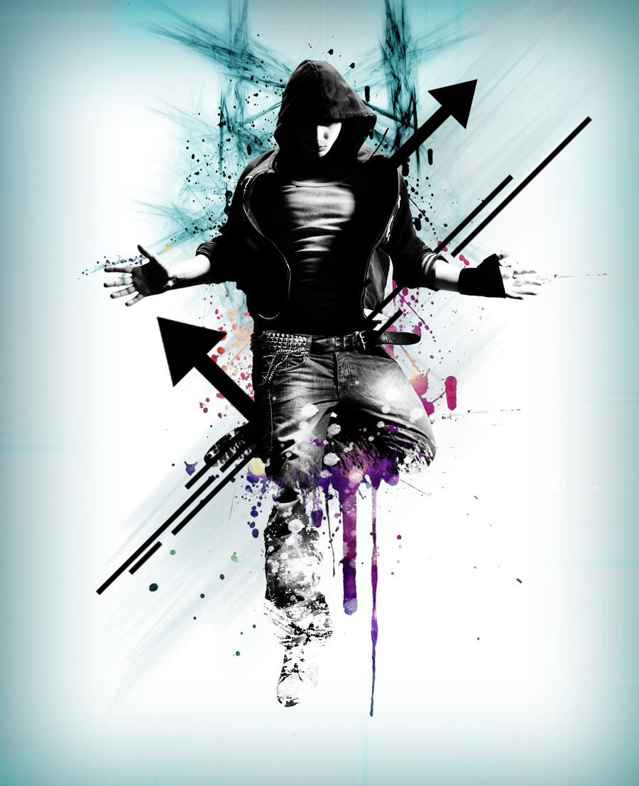 Deviantart Wallpaper: Wallpaper Breakdance By Strabixio On DeviantArt