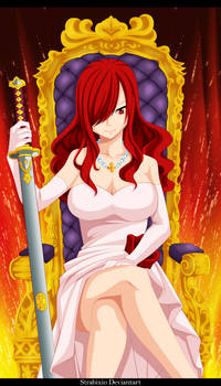 The Queen of Fairy Tail