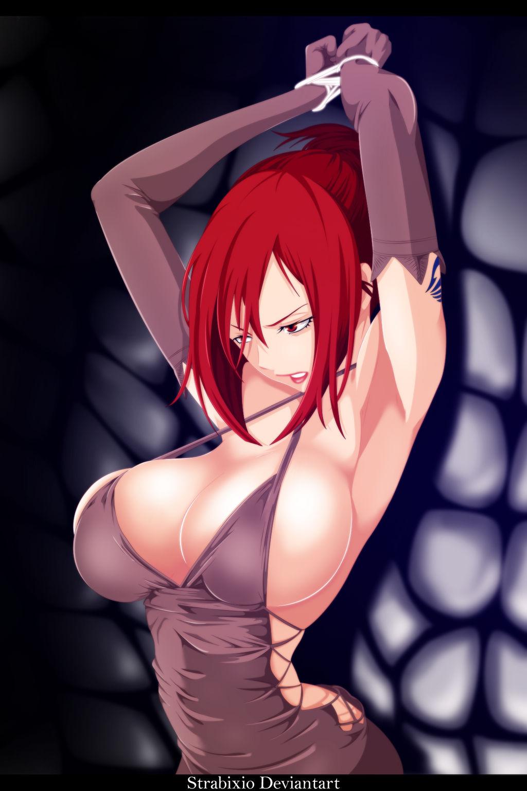 Sexy Erza