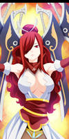 Fairy Tail -  Erza The Queen of Swords