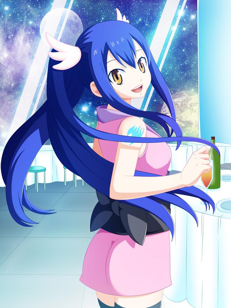 Fairy Tail Wendy Cute