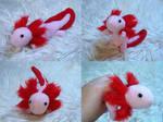 Axolotl Plushie