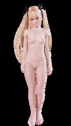Marie Rose - Full Body Nude by Kruel-Kaiser