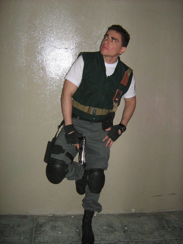 Chris Stars Re1 Cosplay By Chris Redfield On Deviantart