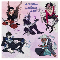 AB ADDED adopt collab with whiskerfruit !