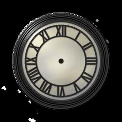 BTTF Clock Unfinished