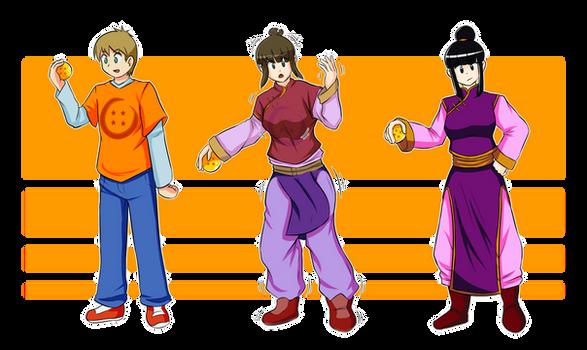 Four Star Mother (DBZ Chi-Chi TG AP) by KAIZA-TG