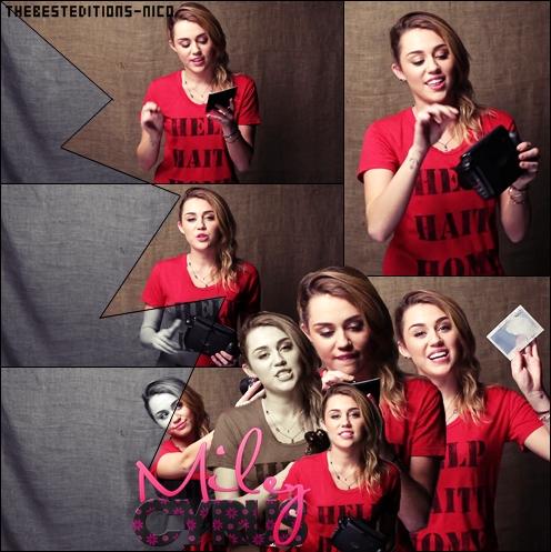 Blend Miley Cyrus
