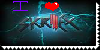 I heart skrillex by Frozendawn404