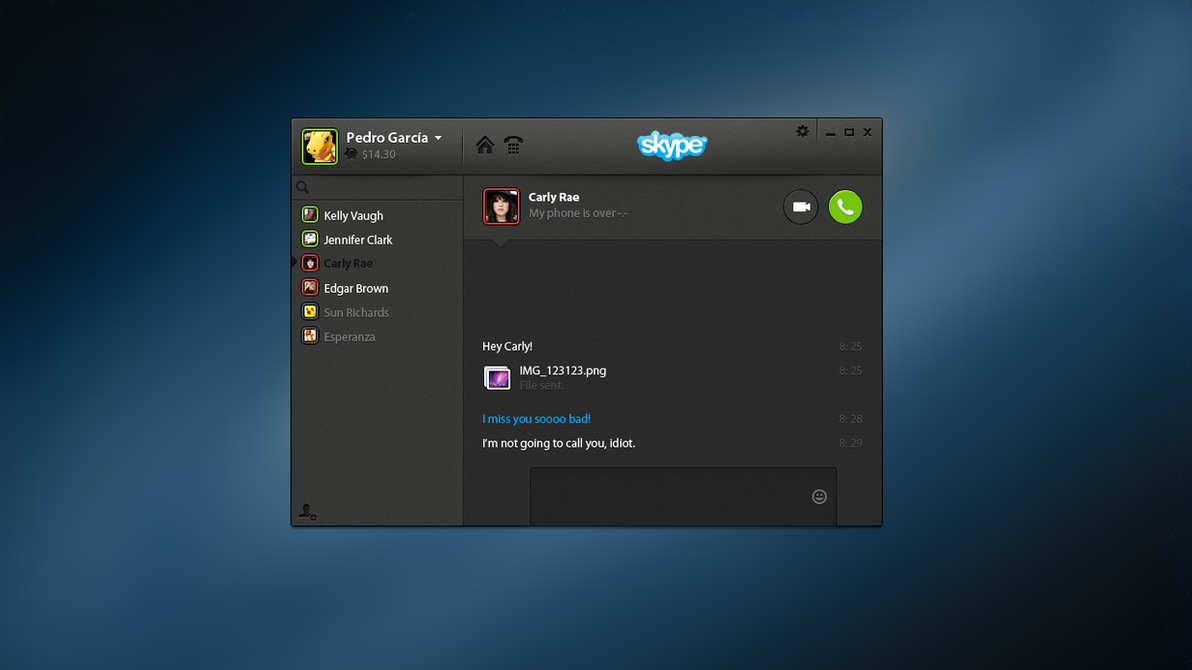 how to get skype back
