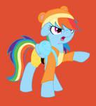 Achievement Ponies: Rainbow Dash