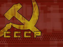 CCCP by orangecaribou