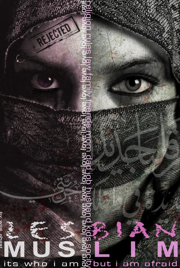lesbian muslim by Keepbreathing25