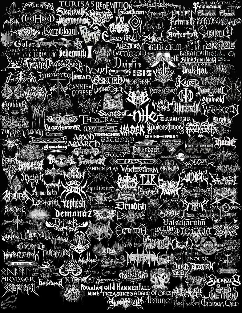 Metal by Jesterhead37