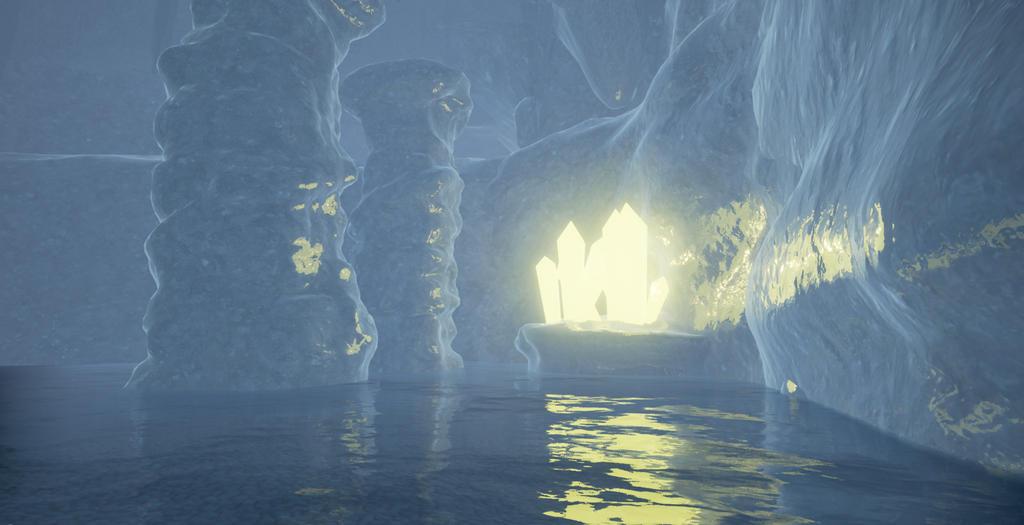 Veilia - Ice by Jesterhead37