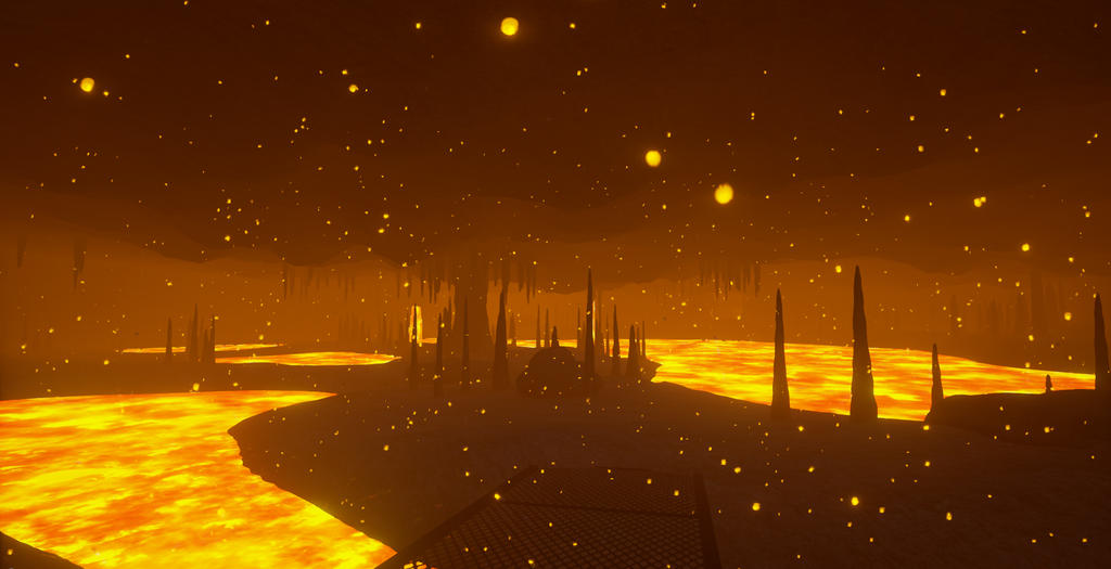 Veilia - Mines by Jesterhead37