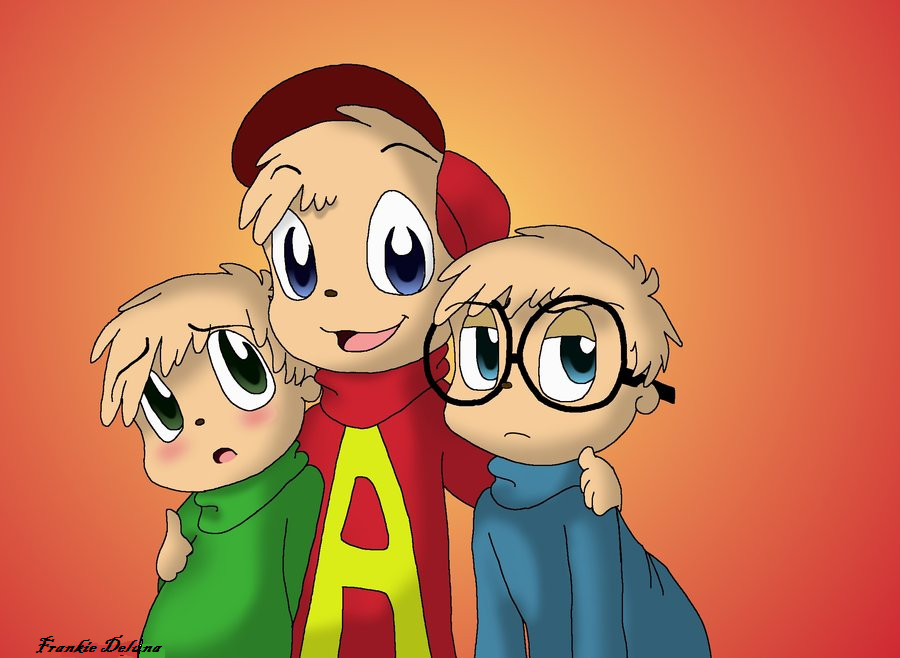 Alvin And The Chipmunks By Cutechipette On DeviantArt