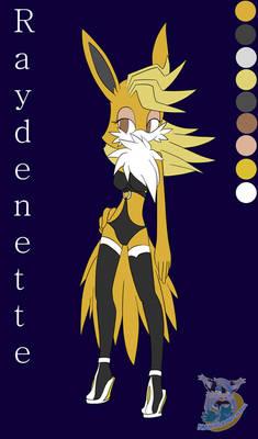 :NC: Raydenette