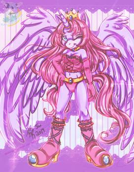Princess Ruffled Lace
