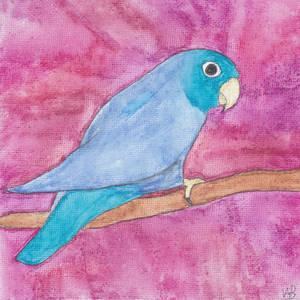CloudyP - Pillowglitch's grandpa birdie