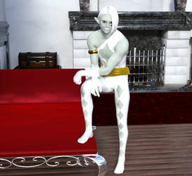 Ghirahim (Updated model)