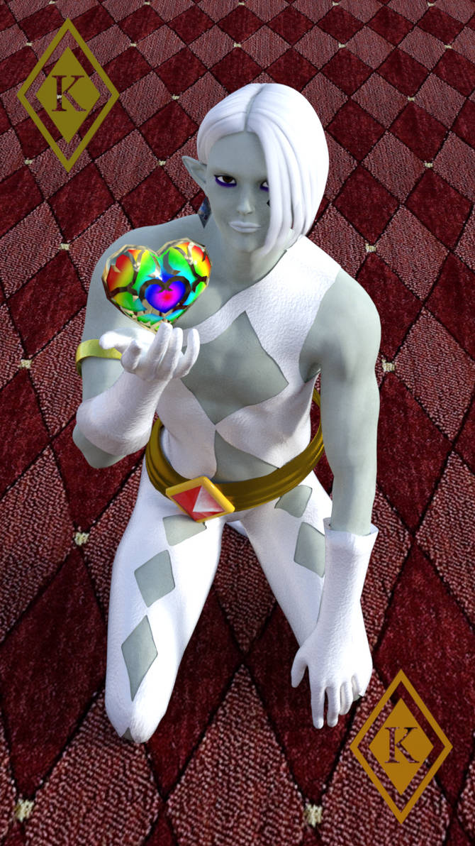 Ghirahim: King of Diamonds 3