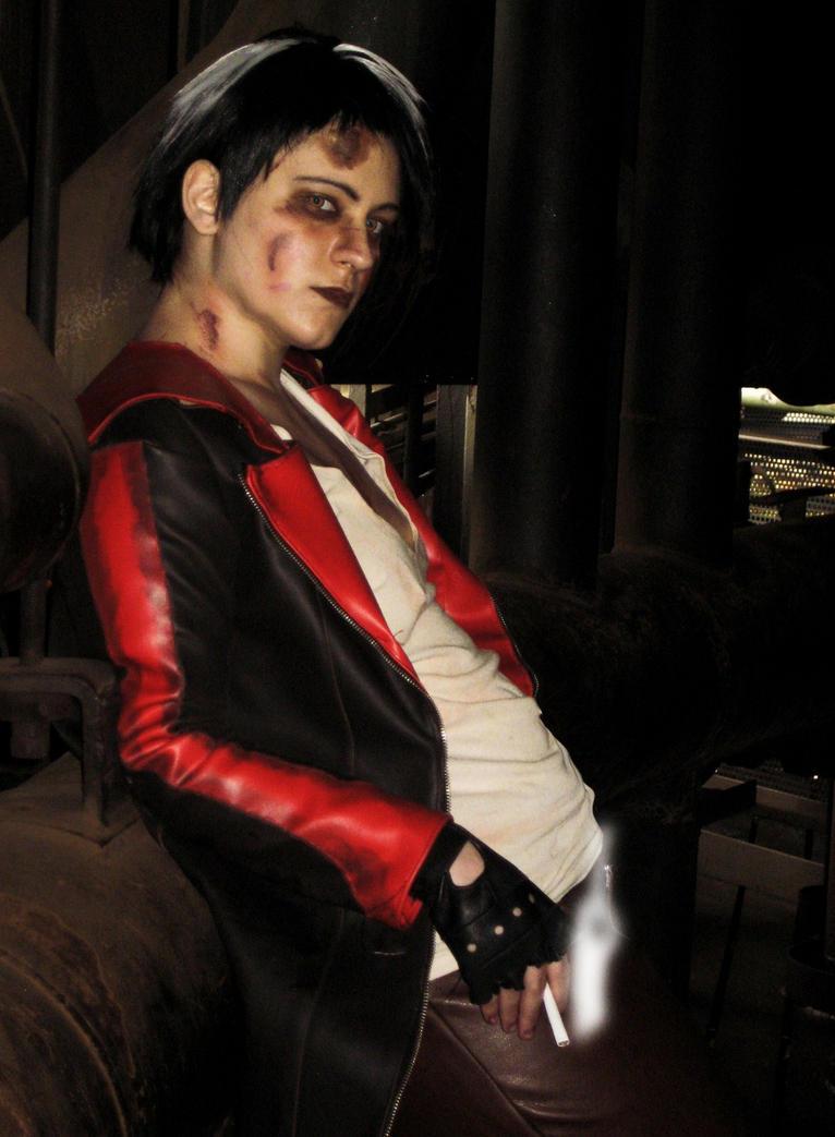 New Dante Cosplay 3 by Askarothdeliran