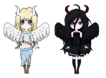 Angelic Adoptables .:CLOSED:. by Sugar-Spice-Shoppe