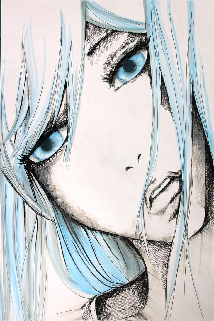 Blue [By Frederica] by Yersinia88