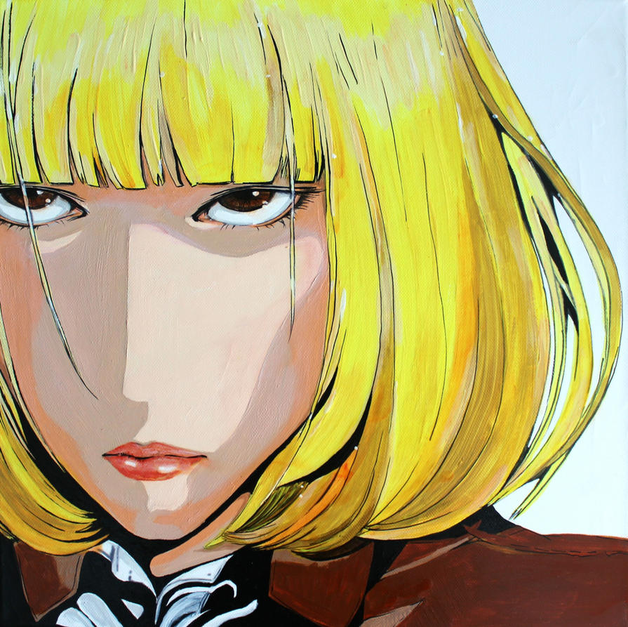 Hana Midorikawa [By Frederica] by Yersinia88
