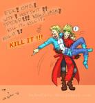 Knives Greatest Fear