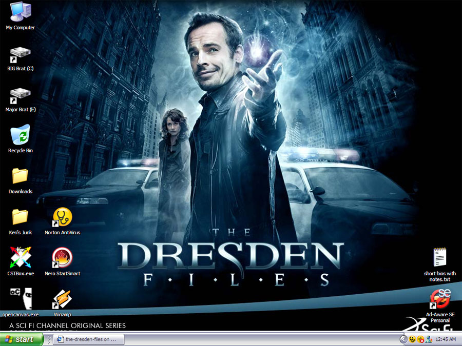 Dresden Files Show by the-dresden-files