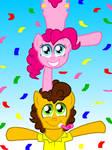 Two Wonderful Party Ponies