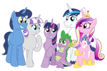 The Sparkle Family