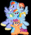 The Dash Family