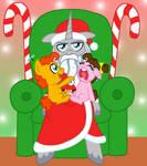 Santa Swirl