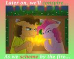 Plotting Party Ponies