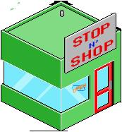 The Stop 'N' Shop by keatoru