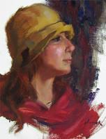 Rachel by Adam-Nowak