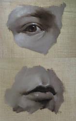 Feature Study by Adam-Nowak