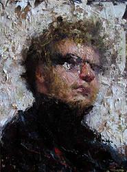 Self Portrait in Black