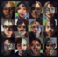 Pixels Per Person